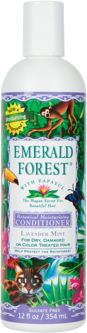 Emerald Forest Moisturizing Conditioner - Sulfate free
