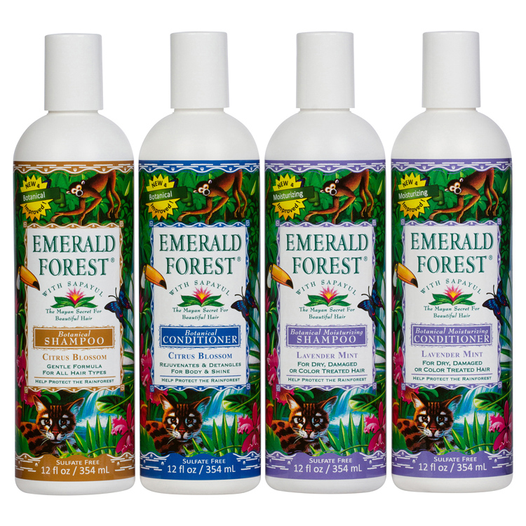 Emerald Forest Shampoo & Conditioner